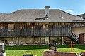 Griffen Untergreutschach 5 Pfarrhof N-Ansicht 26052017 8777.jpg