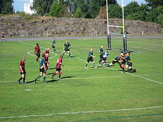 Comparison of rugby league and rugby union Comparison of two of the codes of the team sport rugby: rugby league and rugby union