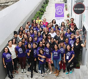 Group Photo WikiWomenCamp 2017 (cropped).jpg