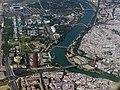 Guadalquivir en Sevilla, puentes, Sevilla, España, 2015.JPG