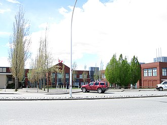 Guildford Park Secondary School - Image: Guildford Park Secondary (146 Street)