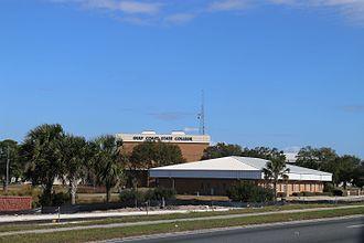 Gulf Coast State College - Image: Gulf Coast State College
