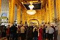Gurdwara Bangla Sahib. Sikh Temple. Delhi, India (23471492026).jpg