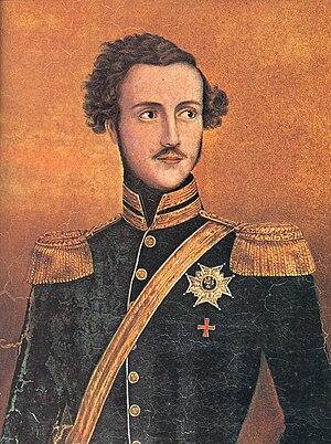 Prince Gustaf