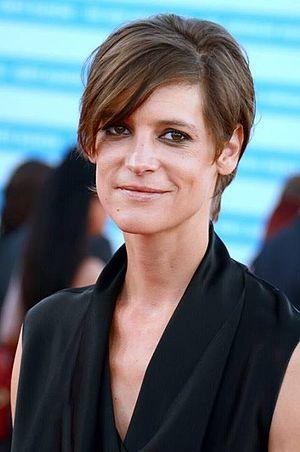 Hélène Fillières - Hélène Fillières at the 2013 Deauville American Film Festival