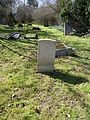 H.J. Childs Royal Army Service Corps grave Mutton Lane Cemetery.JPG