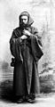 H.S. Wellcome in the costume of a monk Wellcome M0007862.jpg