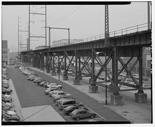 West Philadelphia Elevated