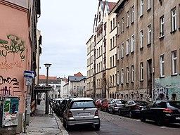 Klosterstraße in Halle