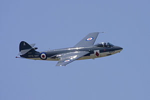 Hawker Sea Hawk - Sea Hawk in livery of the Fleet Air Arm
