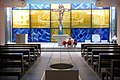 HK 調景嶺 Tiu Keng Leng 明愛專上學院 CIHE 小聖堂 Chapel interior Dec-2017 IX1 02.jpg