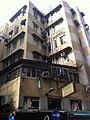 HK Central 鴨巴甸街 Aberdeen Street 中山樓 Chung San House facade Jan-2012 Ip4.jpg