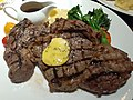 HK SW 上環 Sheung Wan 皇后大道西 24 Queen's Road West Lai Yan Lau shop Kon Fusion Restaurant & Bar diner food Pizza n Rib Eye Steak June 2020 SS2 15.jpg