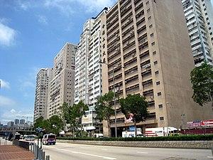 HK Tsuen Wan Chai Wan Kok Industrial Area