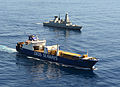 HMS Diamond Escorting Ark Futura During Operation Recsyr MOD 45157605.jpg