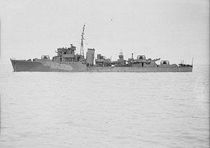 Edward Ashmore - Image: HMS Middleton FL 22468