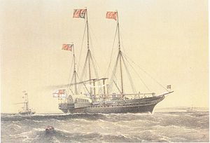 HMY Victoria and Albert II
