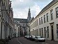 Haarlem, Bavokerk vanaf Jansstraat foto1 2011-06-12 09.42.JPG