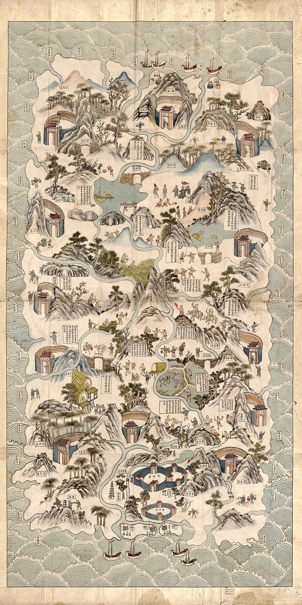 Hainan 1820-1875