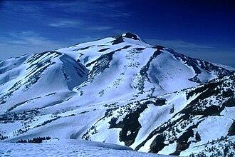 Mount Haku - Mount Haku from Aburazakanokashira