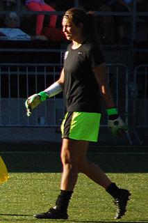 Haley Kopmeyer American soccer goalkeeper