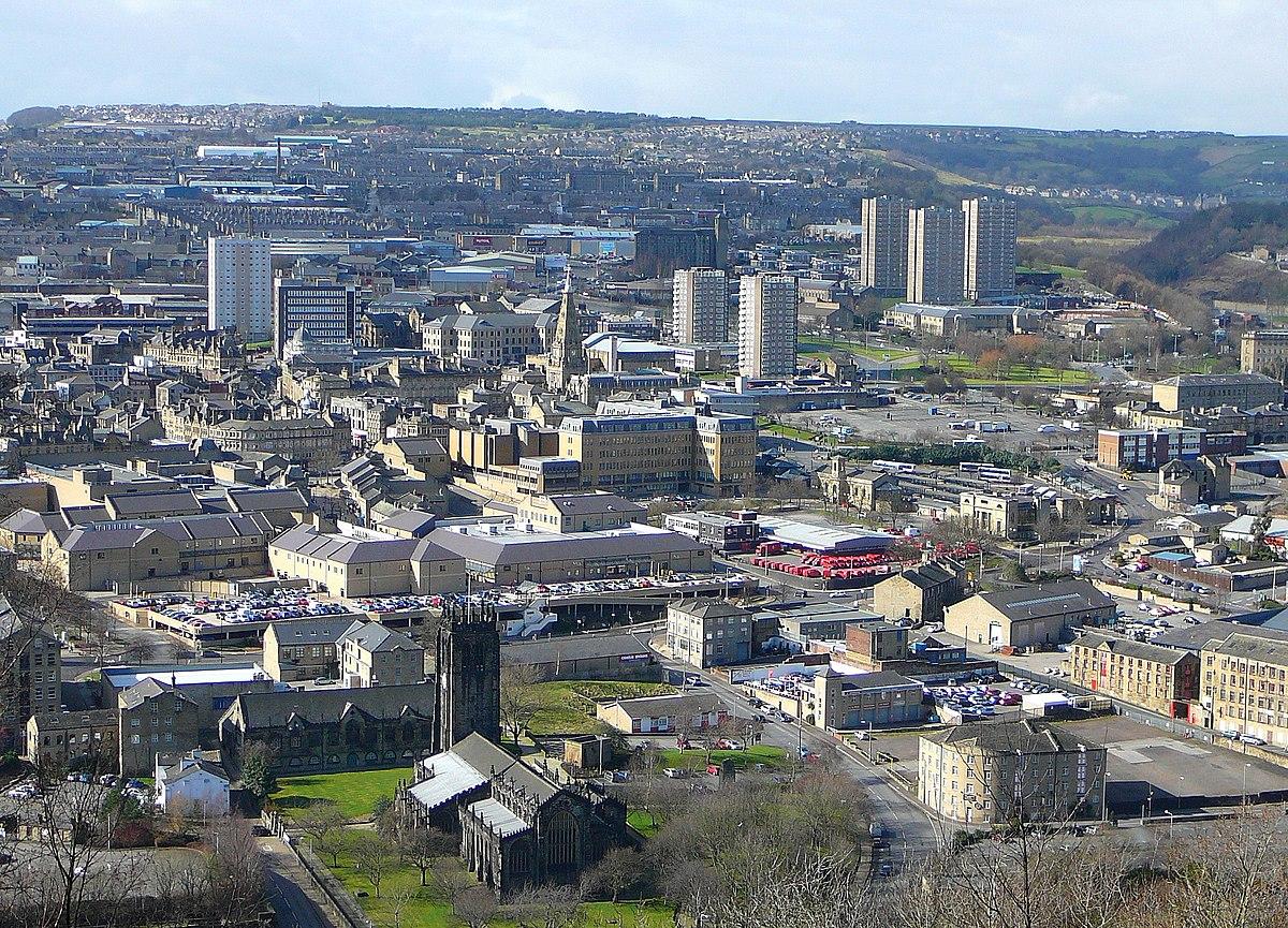 Halifax, West Yorkshire - Wikipedia