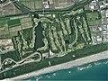 Hamamatsu Seaside Golf Club, Iwata Shizuoka Aerial photograph.2009.jpg