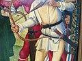 Hans baldung grien, martirio di santo sebastiano coi santi stefano, cristoforo, apollonia, dorotea, 1507, 10.JPG