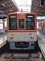 Hanshin 8228 at Himeji Station 2015-12-19 (23750424762).jpg