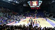 Hapoel Holon vs Maccabi RishonLezion in Winner Cup new Toto arena.jpg
