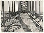 Harbour Bridge main deck looking south, 1932 (8283758328).jpg
