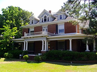 National Register of Historic Places listings in Drew County, Arkansas - Image: Hardy House 001