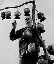 Harry Partch & Gourd Tree.JPG