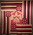 Hawaiian quilt, 'Ku'u Hae Aloha' (My Beloved Flag), 1890-1900.JPG