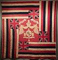 Hawaiian quilt, 'Ku'u Hae Aloha' (My Beloved Flag), 1890-1900.JPG