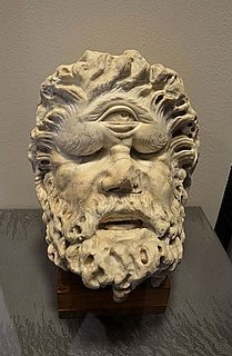 Cyclopes Member of a primordial race of giants in Greek mythology and later Roman mythology