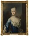 Hedvig Elisabet Paulin, 1716-1806, gift med kommerserådet Jonas Alströmer (Johan Henrik Scheffel) - Nationalmuseum - 38980.tif
