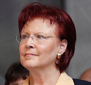 Heidemarie Wieczorek-Zeul - Image: Heidemarie Wieczorek Zeul (2009)