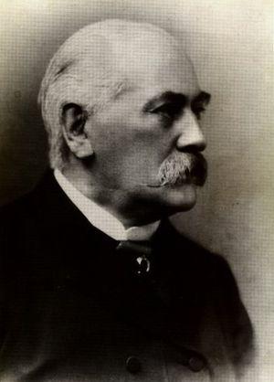 Heinrich Karl Brugsch - Photograph taken c. 1894