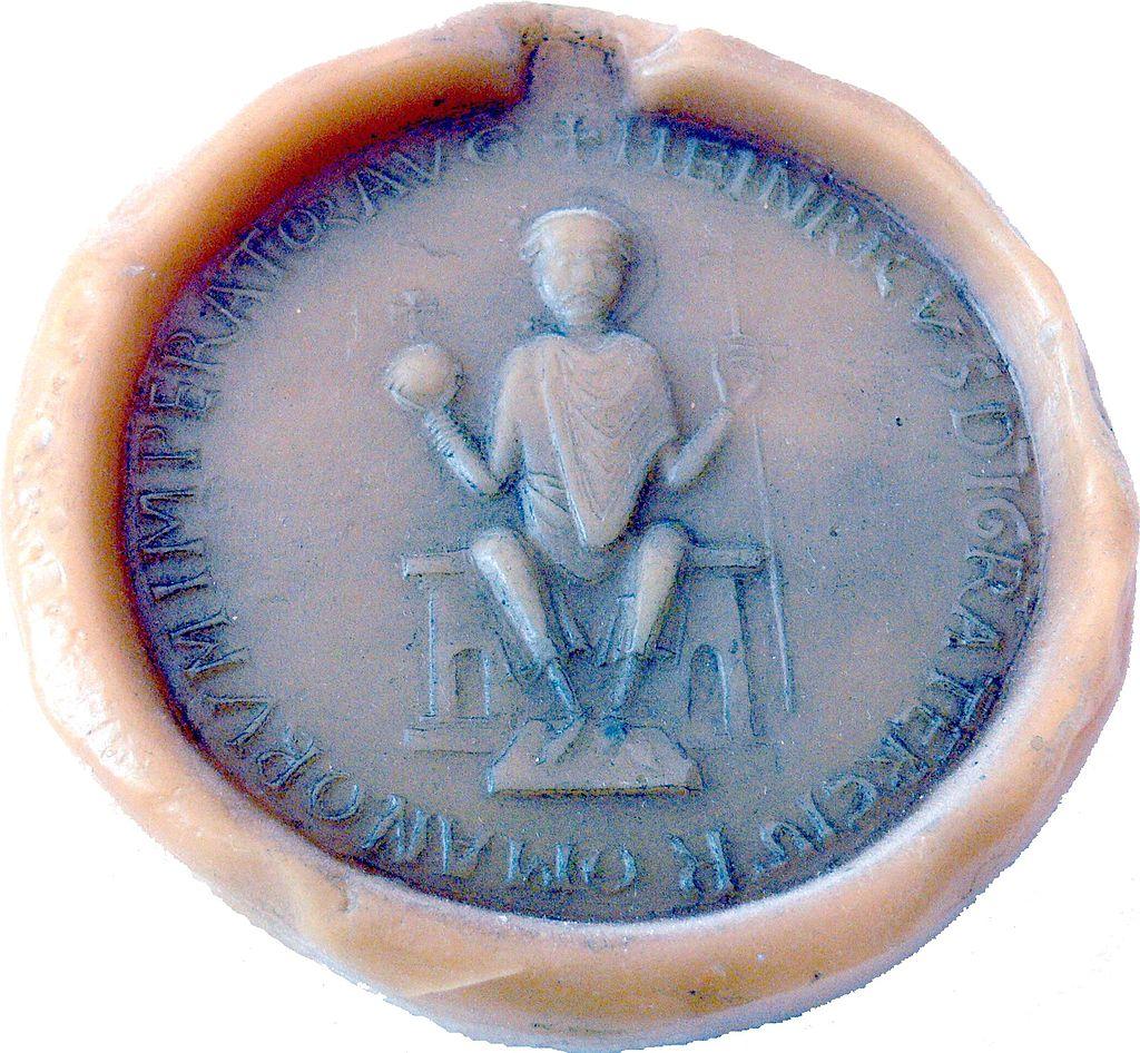 هاینریش چهارم سومین پادشاه از دودمان زالی و یکی از نیرومندترین رهبران جهان در سدهٔ یازدهم میلادی بود. دورهٔ پادشاهی وی زمانهٔ کلنجار رفتن با دستگاه پاپ و جنگهای پیدرپی با مدعیان تاج و تخت در آلمان و ایتالیا بود. پایان پادشاهی هاینریش با شورش پسرش هاینریش پنجم در ۱۱۰۴ با پشتیبانی کلیسای کاتولیک، به اسارت پسر درآمدن و وادار شدن به کنارهگیری و زندان همراه بود. هاینریش چهارم اندکی پس از این رویداد درگذشت.