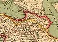 Heinrich Kiepert. Imperia Persarum et Macedonum. 1903 (DA).jpg