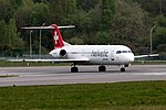Helvetic Airways, HB-JVF, Fokker F100, 2017-04-22@LUX-106.jpg