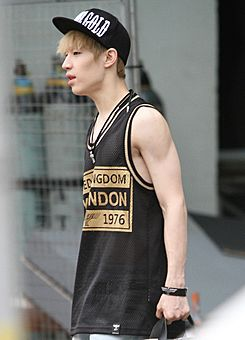 Henry Lau in Singapore on July 2013..jpg