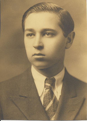 Henry Katzman - Henry Katzman in his 20s
