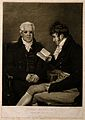 Henry Moyes. Mezzotint by W. Ward, 1806, after J. R. Smith. Wellcome V0006565.jpg