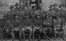 Heroes of the 47th Battalion AIF, c. May 1918