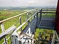 Herzstück des Biosphärengebiets der schwäbischen Alb, Der ehemalige Truppenübungsplatz Münsingen im sogenannten Münsinger Hardt, Ausblick vom Turm Hursch - panoramio (3).jpg
