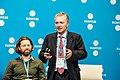 High-level conference on e-health Health in the digital society The digital society for health David Earnshaw (37704626922).jpg