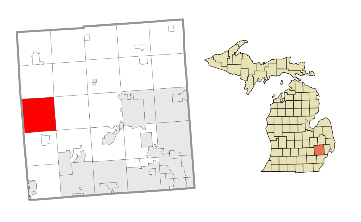 Highland Township Oakland County Michigan Wikipedia