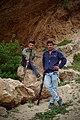 Hiking up Mala Valley to the top of Shakhki Mountain overlooking Duhok Dam 20.jpg